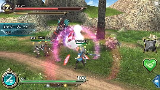 Dragon Project - Sự kết hợp giữa Monster Hunter và Final Fantasy