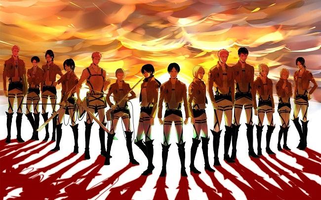 Top những bộ anime có phần mới được các fan mong chờ nhất năm 2018
