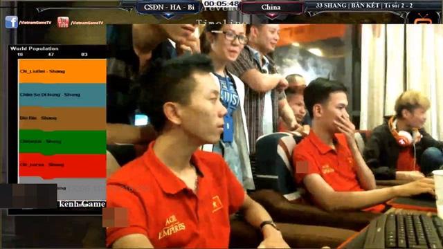 AOE Trung - Việt với cuộc trận đấu dài kỳ tích trong lịch sử esport 14 tiếng
