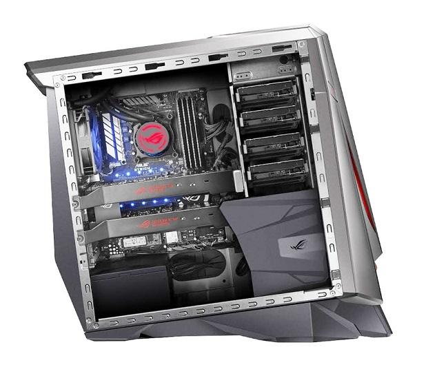 Cỗ máy chơi game ROG GT51CH nâng cấp giá gần 60 triệu đồng