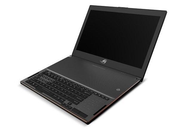 Siêu phẩm notebook tích hợp GTX1080 sắp được ASUS trình làng chỉ dày 16mm!