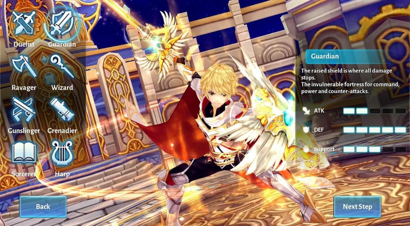 Aura Kingdom Mobile ra mắt trên toàn cầu