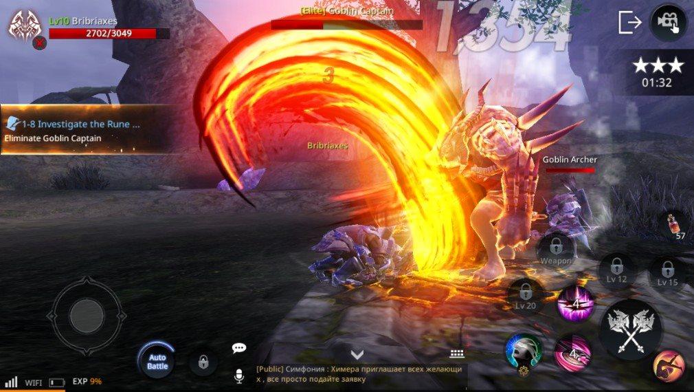 Bom tấn AxE: Alliance x Empire đã chính thức ra mắt phiên bản quốc tế