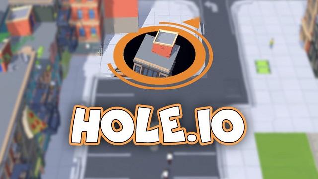 """Hole.io - tựa game """"hố đen"""" cực ấn tượng vừa ra mắt"""
