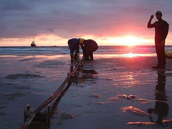 Cáp quang biển AAG, APG cùng gián đoạn liên lạc vào cuối tuần này