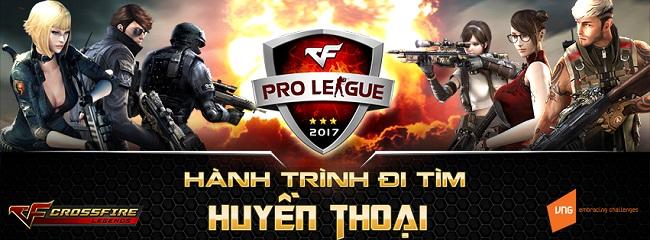 """Crossfire Legends: """"Các team ở Pro Leauge không thua kém gì Star League"""""""