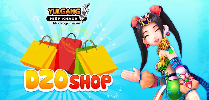 Yulgang Hiệp Khách Dzogame VN [DzoShop] Cap nhat Mung Tet Doan Ngo (10/06/2021)