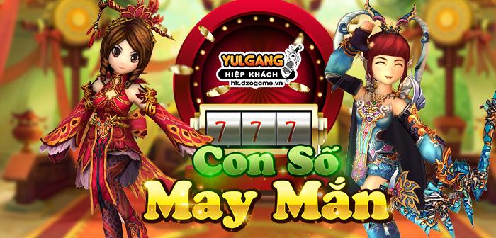 Yulgang Hiệp Khách Dzogame VN [Su Kien] Con so may man (07.2021)