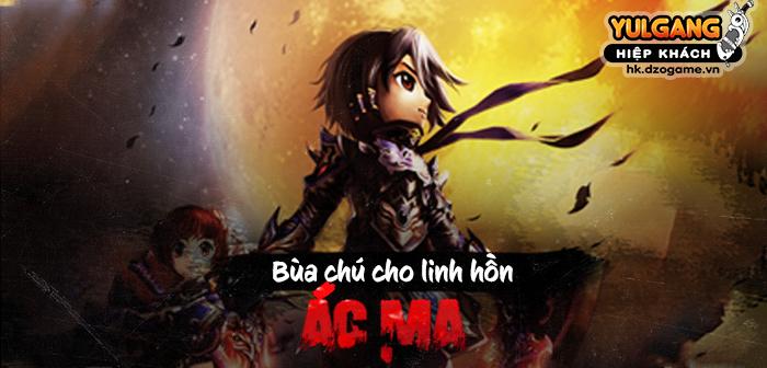 Bùa Chú Cho Linh Hồn Ác Ma