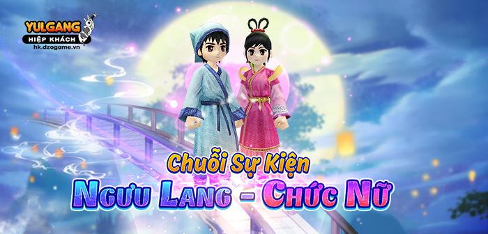 Yulgang Hiệp Khách Dzogame VN [Chuoi Su Kien] That Tich cung Nguu Chuc (08.2021)