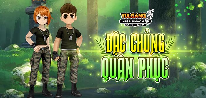 Yulgang Hiệp Khách Dzogame VN [Trang Phuc Hieu Ung] Dac Chung Quan Phuc (09.2021)