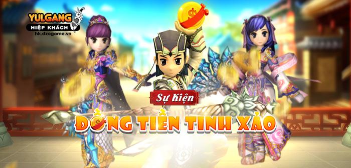 Yulgang Hiệp Khách Dzogame VN [Su Kien] Dong Tien Tinh Xao (04.2021)