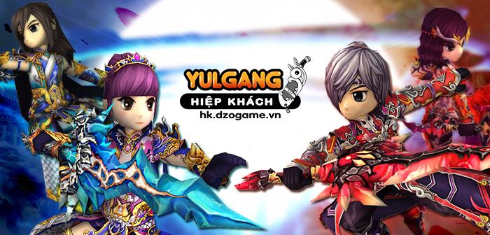 Yulgang Hiệp Khách Dzogame VN -