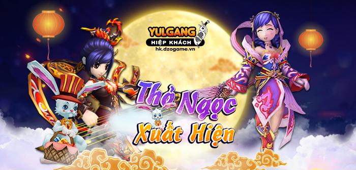 Yulgang Hiệp Khách Dzogame VN [Cap nhat] Than thu Tho Ngoc (2021)
