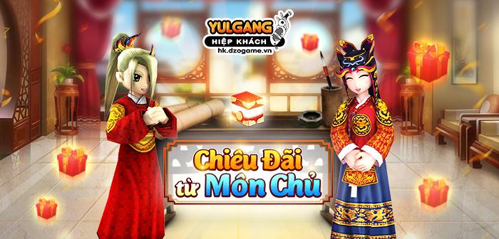Yulgang Hiệp Khách Dzogame VN Chieu Dai Tu Mon Chu (06.2021)