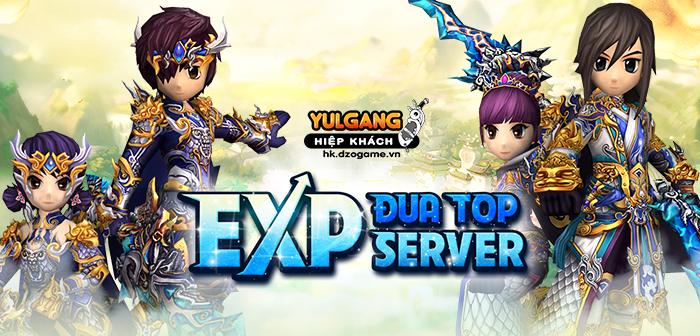 [Sự Kiện] Đua Top EXP Nhận Thưởng - 04/2020