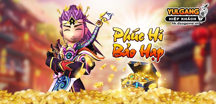 Yulgang Hiệp Khách Dzogame VN [Cap Nhat] Phuc Hi Bao Hap (07.2021)