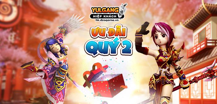 Yulgang Hiệp Khách Dzogame VN Combo Lich Quy 2