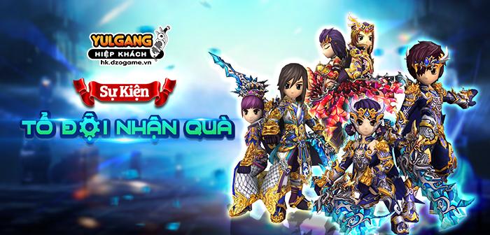 Yulgang Hiệp Khách Dzogame VN [Yen Phi Gia] To Doi Nhan Qua (06.2021)