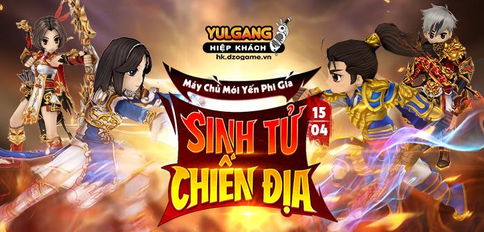 Yulgang Hiệp Khách Dzogame VN [Chuoi Su Kien] May Chu Moi YEN PHI GIA