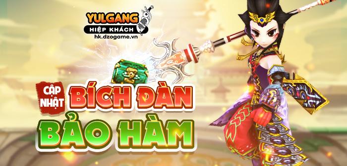 Yulgang Hiệp Khách Dzogame VN [Cap nhat] Bich Dan Bao Ham (07.2021)
