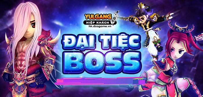 [Thông Tin Sự Kiện] Đại Tiệc Boss (05.2021)