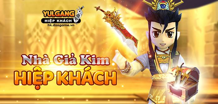 Yulgang Hiệp Khách Dzogame VN Nha Gia Kim Hiep Khach (3) (06.2021)