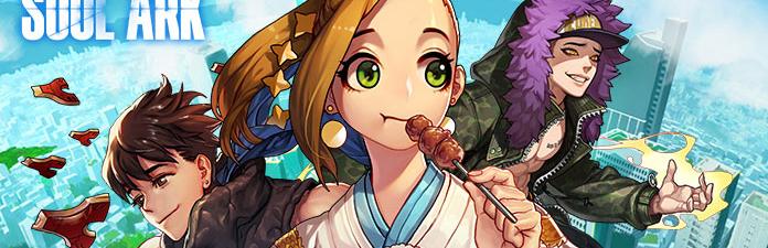 Bom tấn nhập vai Soul Ark ấn định Open Beta vào 23/5 sắp tới