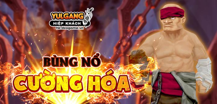 Yulgang Hiệp Khách Dzogame VN Bung no Cuong hoa (Dac Biet) (07.2021)