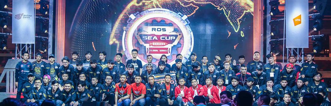 ROS MOBILE SEA CUP: F9 lên ngôi top 4 khu vực Đông Nam Á