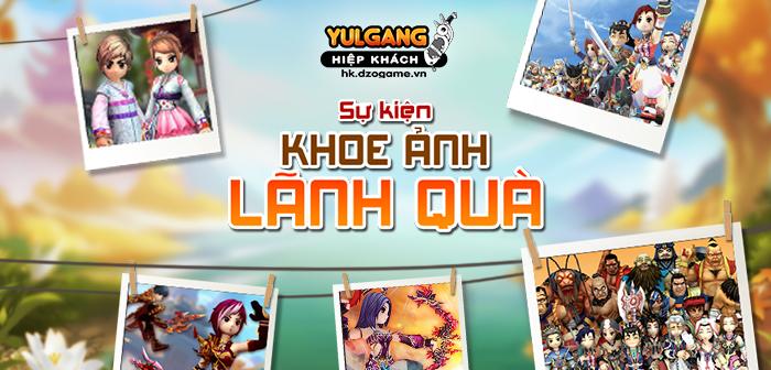 Yulgang Hiệp Khách Dzogame VN Khoe Anh Lanh Qua (08.2021)