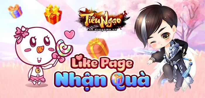 Like Page Nhận Quà 24/06/2021