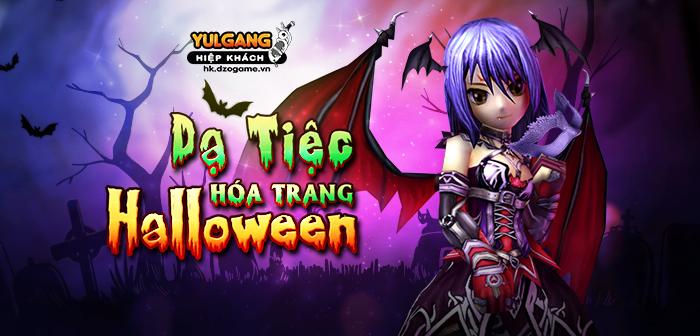 Halloween Soi Dong (10.2020)