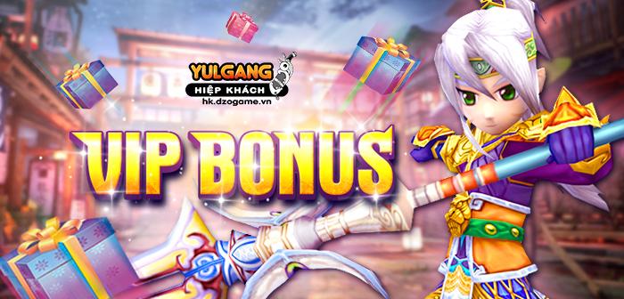 [Thông Tin Sự Kiện] Quà Tặng VIP Bonus (05.2021)