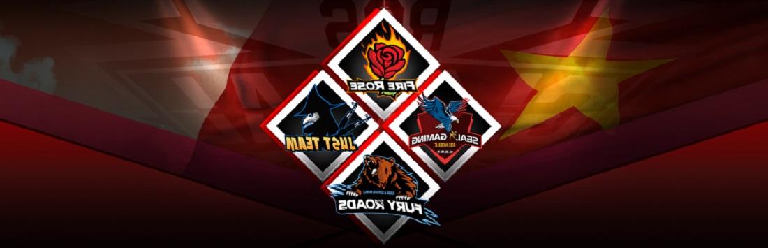 Cùng đón xem và cổ vũ cho 4 đội tuyển Việt Nam tại giải đấu quốc tế ROS Mobile Global Series ngày 15/12