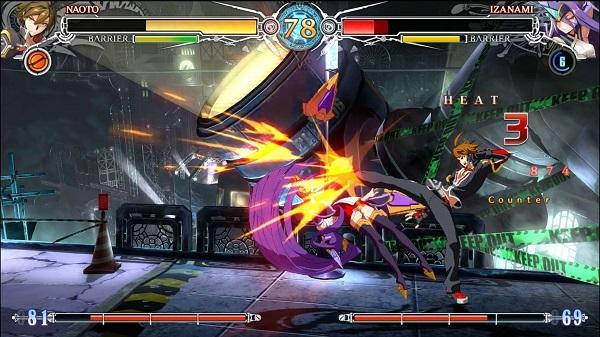 BlazBlue Cross Tag Battle: bom tấn đối kháng 2vs2 độc đáo sắp đổ bộ PC