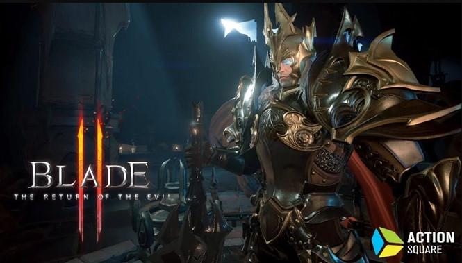 Siêu phẩm Blade II đã chính thức đến tay game thủ quốc tế