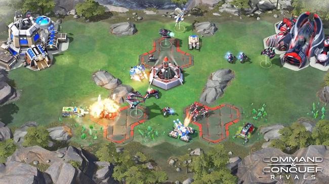 Siêu phẩm Command & Conquer: Rivals sẽ cập bến toàn cầu vào 4/12 tới