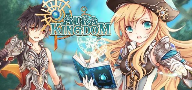 Tựa ARPG đình đám Aura Kingdom Mobile ấn định ra mắt phiên bản quốc tế