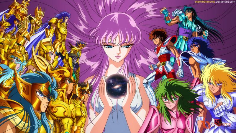Huyền thoại Manga Áo Giáp Vàng được Hollywood làm phim Live-action