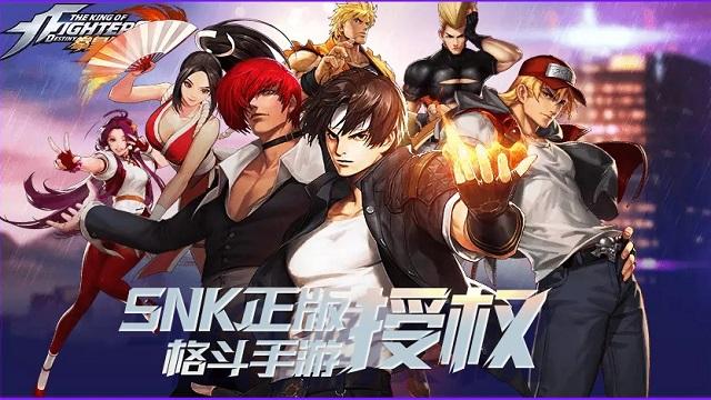 Tencent mở cửa game mobile đối kháng The King Of Fighters Destiny