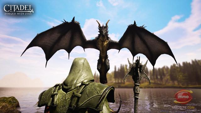 Hoá thân bậc thầy phù thuỷ với tân binh RPG Citadel: Forged With Fire