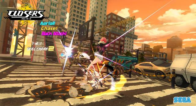 Bom tấn Closers Online đã chính thức cập bến PC hoàn toàn miễn phí
