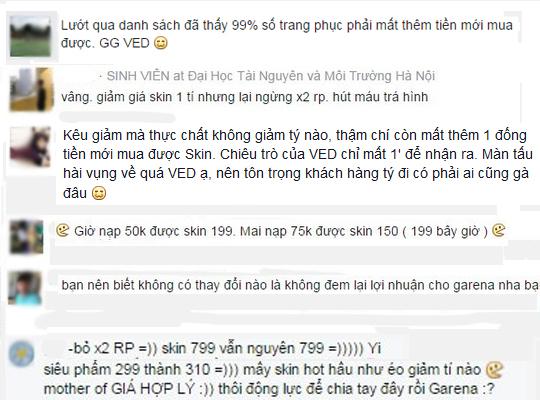 Vào đêm qua, nhà phát hành LMHT - VED đã có một thông báo gây sốc tới cộng  đồng game thủ Việt. Theo đó, bắt đầu từ 0h sáng ngày 27/4 sẽ ...