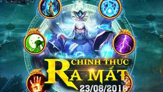 King Of Arena – game đấu bài ma thuật chính thức mở cửa tại Việt Nam
