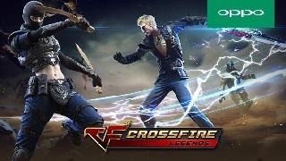[TIN NÓNG] Đấu cận chiến Crossfire Legends nhận ngay Oppo 3 Plus