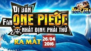 Hải Tặc Bóng Đêm sẽ là tựa game One Piece hay nhất từ trước đến nay