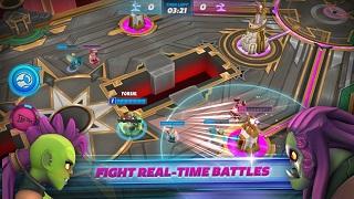 Etersand Warriors: tựa game MOBA gọn nhẹ, đơn giản nhưng đầy thú vị