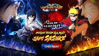 """Vua Nhẫn Thuật tung loạt hình tiến hóa Ninja """"sướng mắt"""", ấn định ra mắt vào ngày mai"""