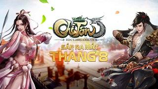 Webgame Bá Đao Chí Tôn bất ngờ ra mắt trong tháng 8 này